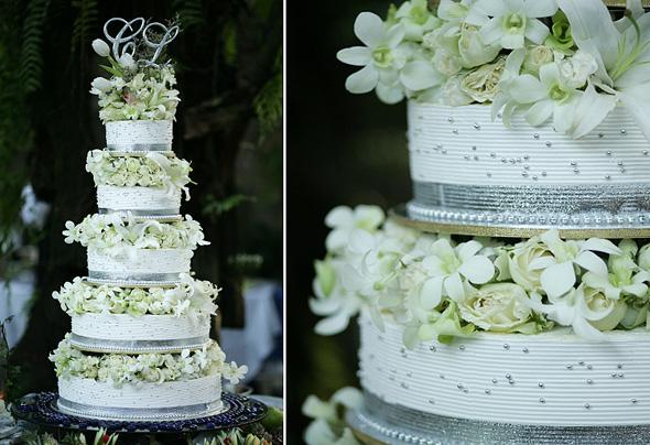 Alex Franco Wedding Cakes Philippines