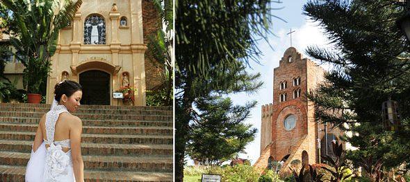 Transfiguration Chapel of Caleruega: Closer to God, Closer to Nature
