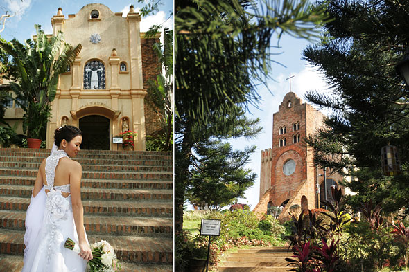 Caleruega Chapel Wedding