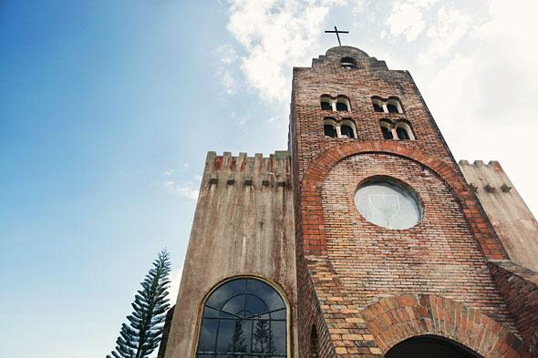 Caleruega Chapel Tagaytay