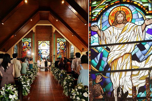 Caleruega Tagaytay Wedding