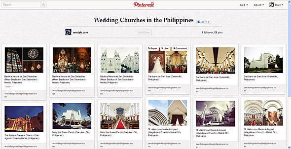 Philippine Churches on Pinterest