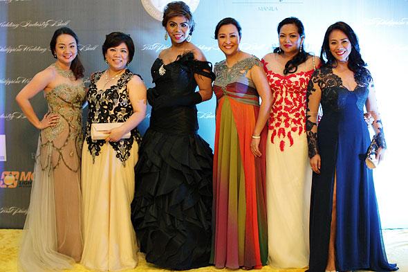 Christine Ong-Te, Benz Rana, Aaron Lejarde, Jody Liwanag, Madge Lejano, Chinkie Uy-Agregado