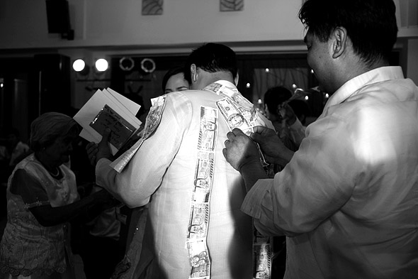 Wedding Money Dance Philippines