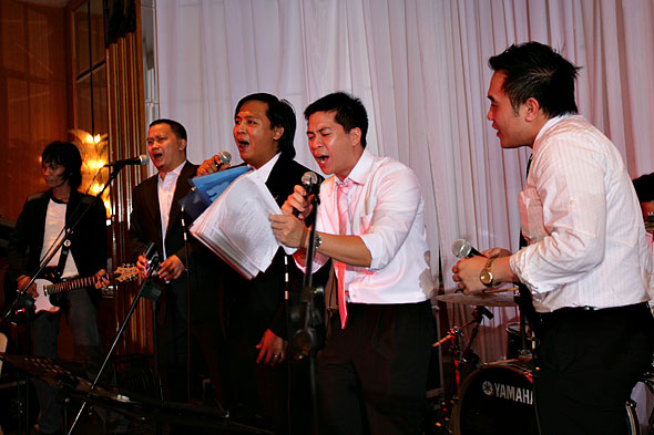 Rockeoke at Weddings