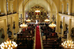 The Simple Elegance of Santuario de San Antonio