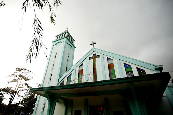 St. Joseph the Worker Baguio Facade