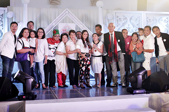 Weddingsatwork Supplier of the Year 2012