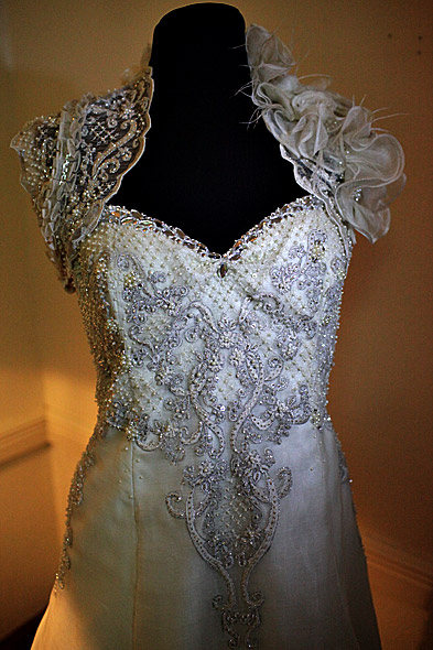 Piña Wedding Gown
