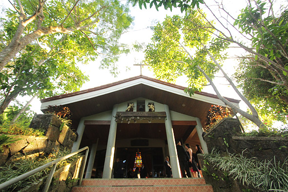 Tagaytay Wedding Chapel