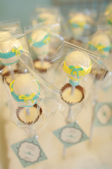 Cake Pops for Weddings