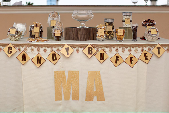 Dessert Bar for Weddings