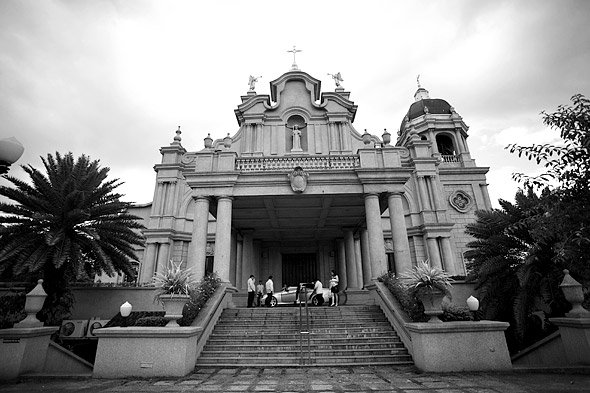 St. James the Great parish facade