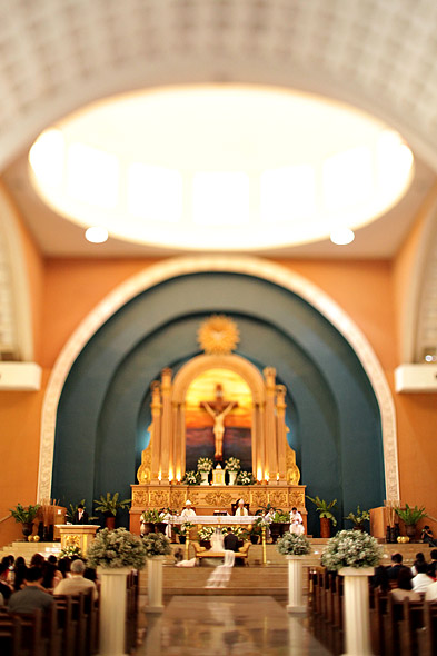 Villamor Airbase Church