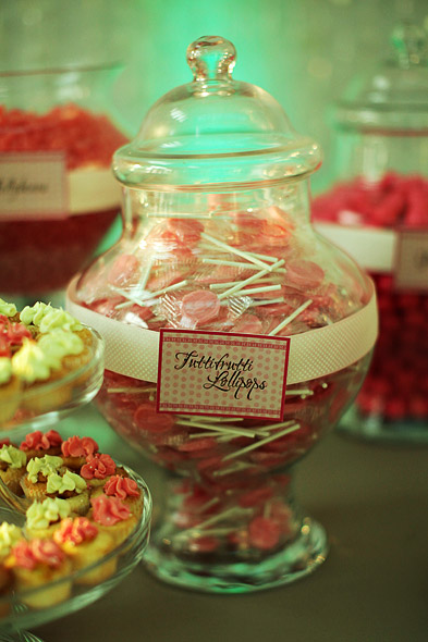 Candy Bar Weddings