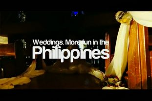 Weddings… More Fun in the Philppines Video by Bob Nicolas