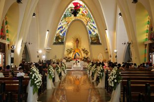 Sacred Heart Parish Church in Cebu City