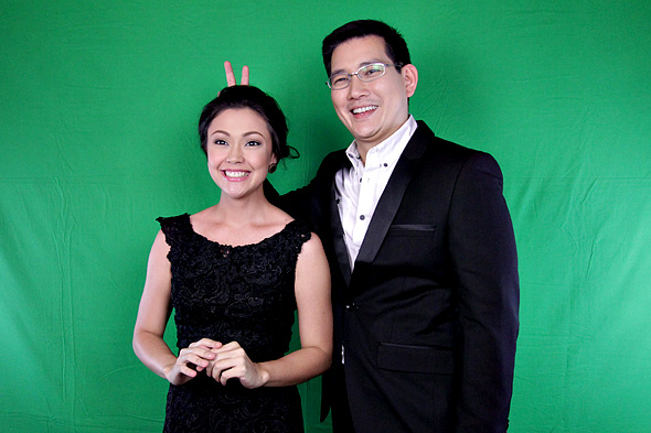 Jody Sta. Maria Richard Yap Be Careful with my Heart