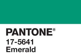 Pantone Color for 2013 Weddings, Emerald Green