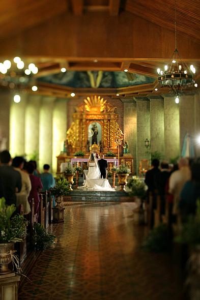 San Antonio de Padua Silang Altar