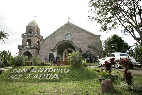 San Antonio de Padua Parish in Silang Cavite