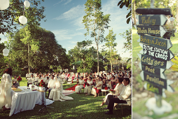 Balay Indang Cavite Tagaytay Wedding