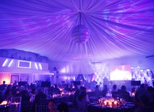 The Blue Leaf Events Pavilion: Minimalist Elegance, Maximal Experience for Wedding Receptions