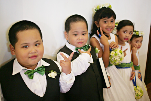 Ring Bearers for Wedding