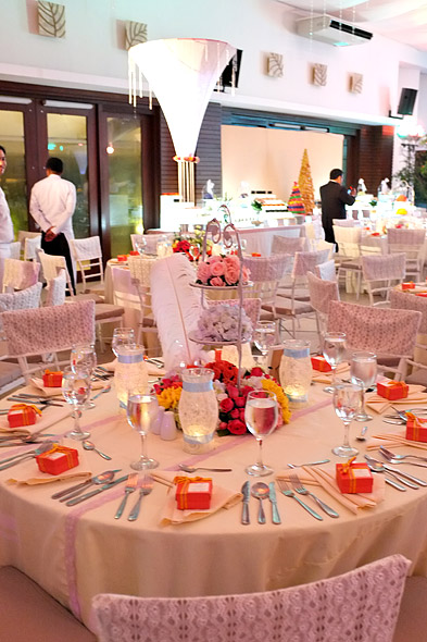 The Blue Leaf Events Pavilion Minimalist Elegance Maximal