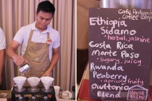 Café Antonio: Unplugging the Coffee for Weddings