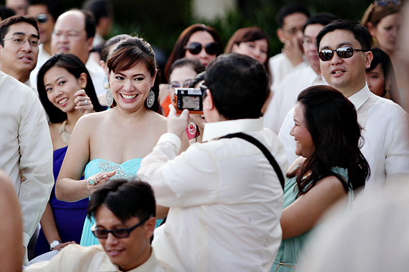 Wedding Guests Etiquette: Taking Photographs