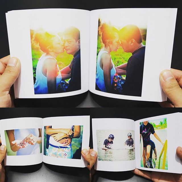 Engagement Prenup Album or Guest Book