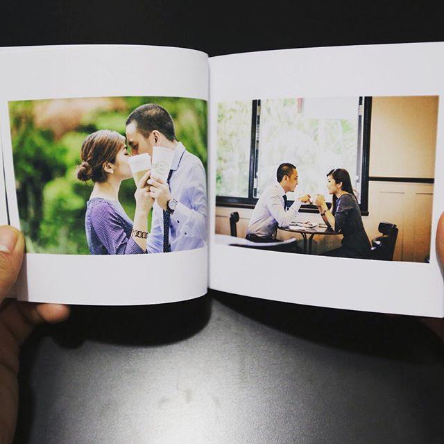 Fotograbook Prenup Album